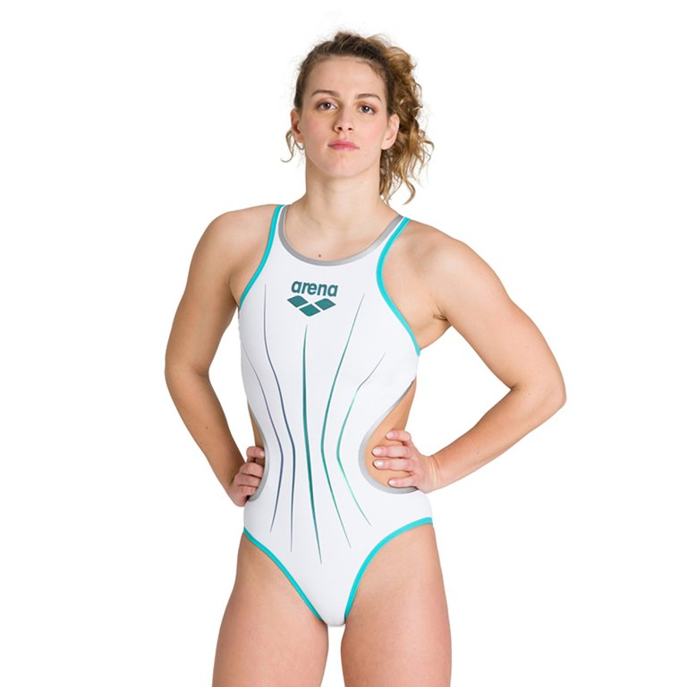 Maillot de bain 1 pièce ARENA W ARENA ONE ELECTRIC ONE PIECE