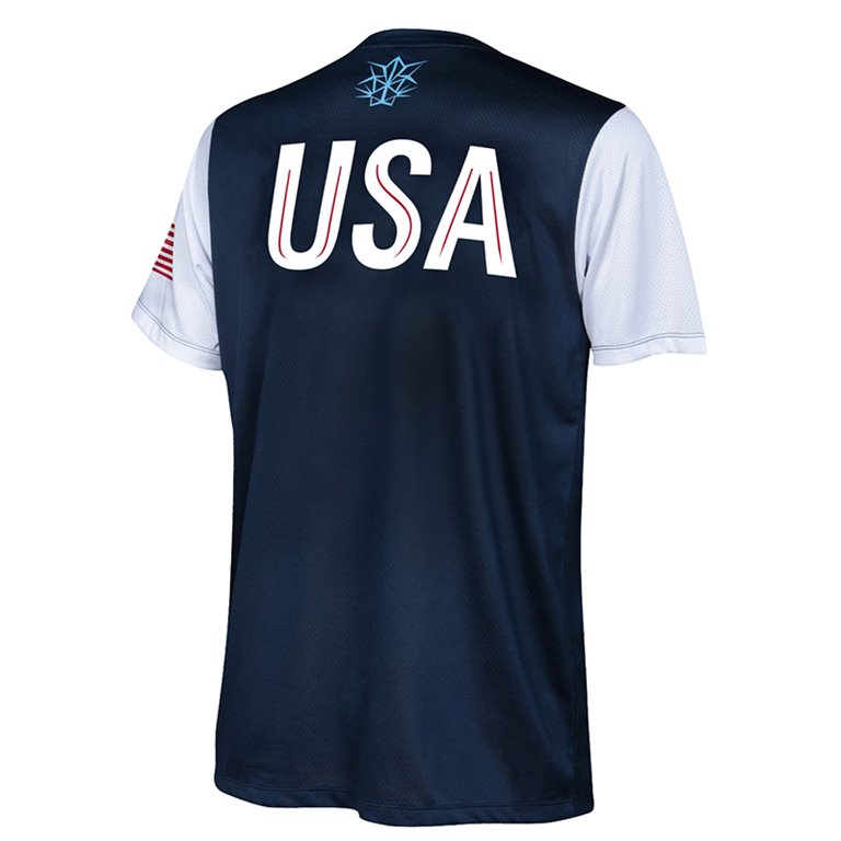 Tee-shirt respirant unisexe ARENA OG TECH TEE USA