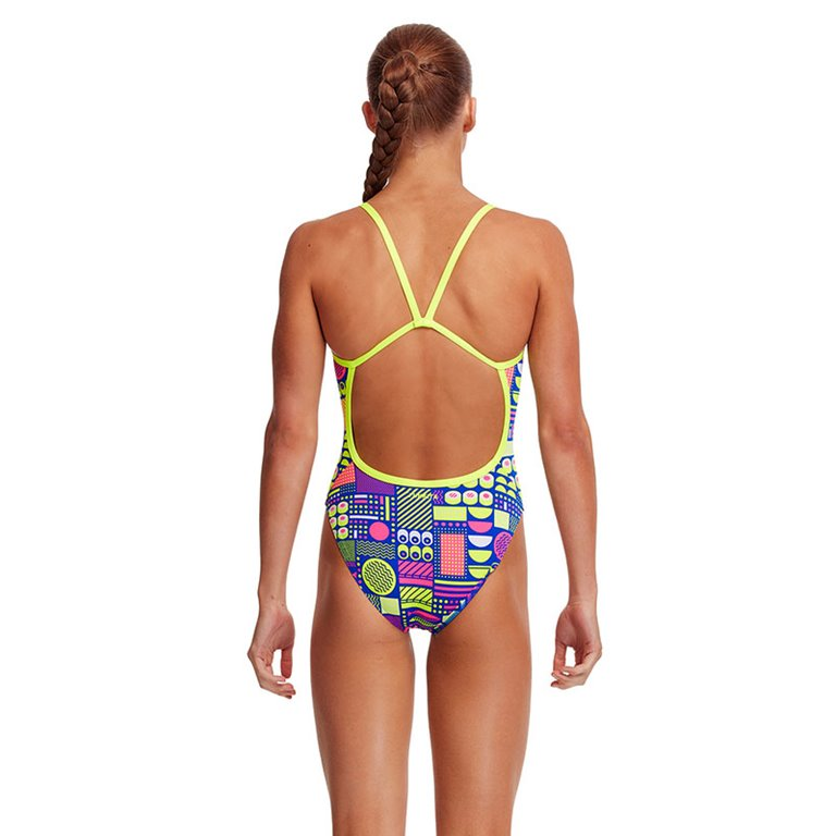 Maillot de bain 1 pièce FUNKITA Packed Lunch