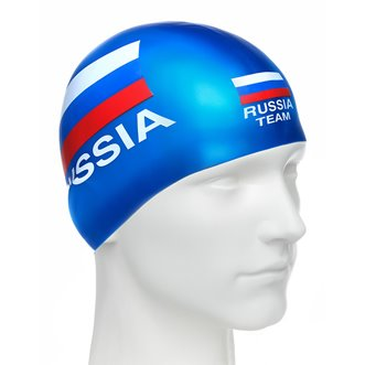 Bonnet de Natation RUSSIAN TEAM
