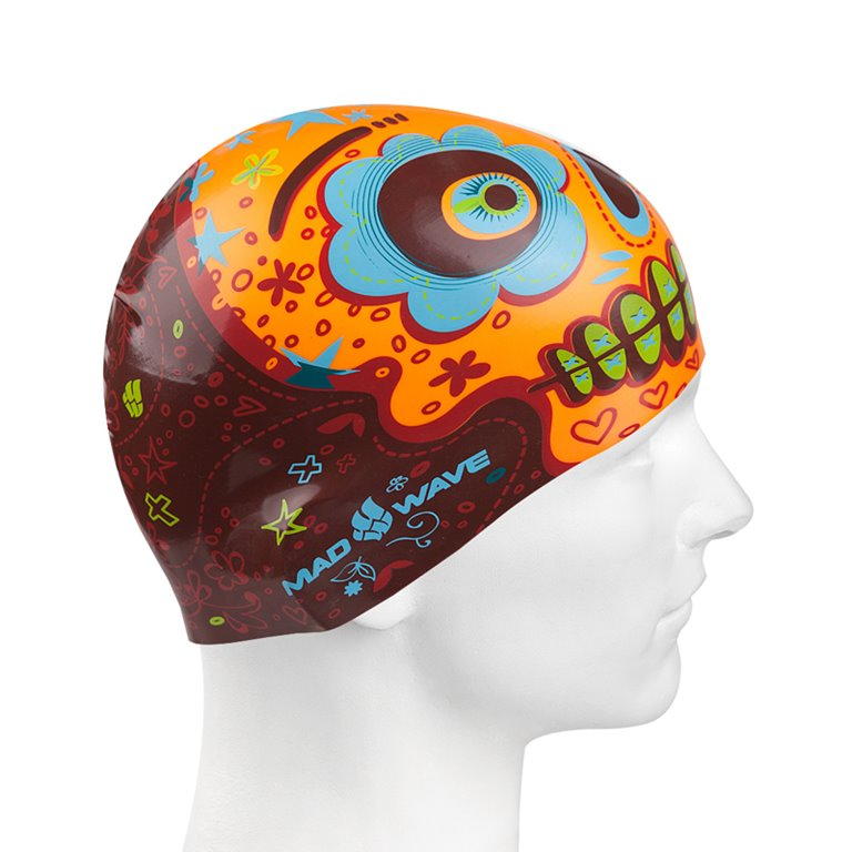 Bonnet de Natation MEXICO