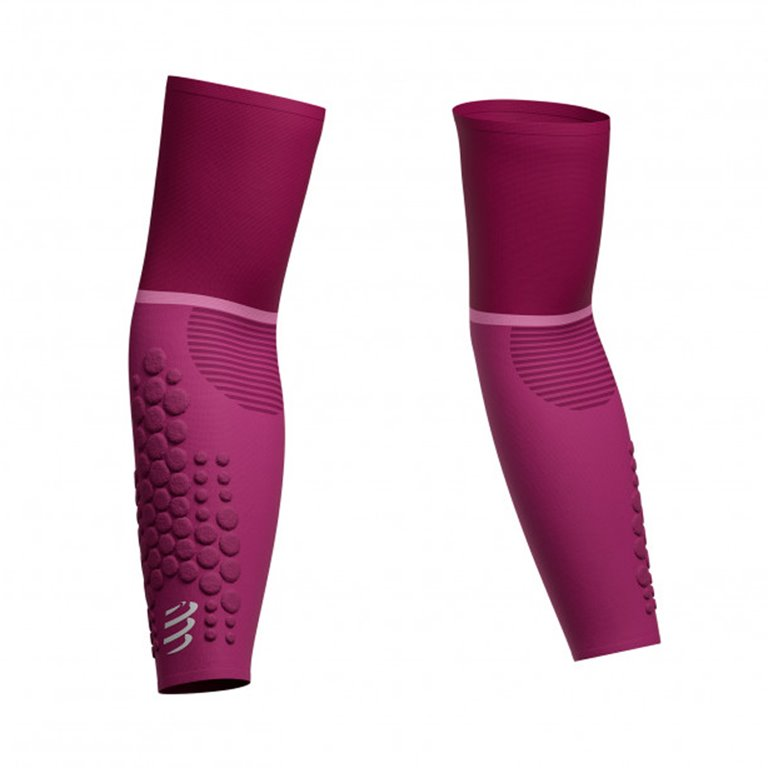 Manchons de compression bras COMPRESSPORT ARMFORCE ULTRALIGHT