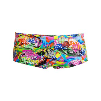 Boxer de bain FUNKY TRUNKS Fossil Fuel