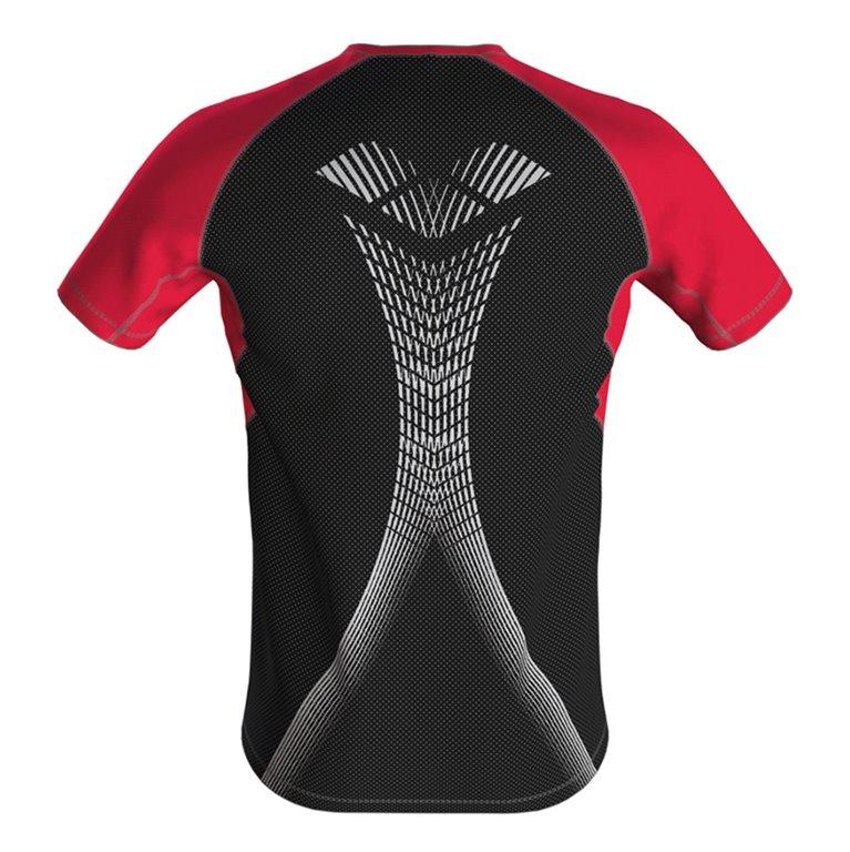 T-shirt RUN S/S PANEL