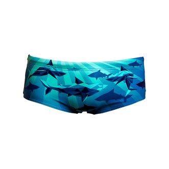Boxer de bain FUNKY TRUNKS Shark Bay