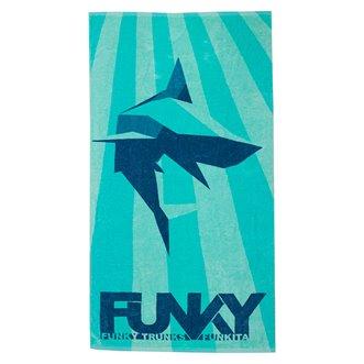 Serviette FUNKY Shark Bay