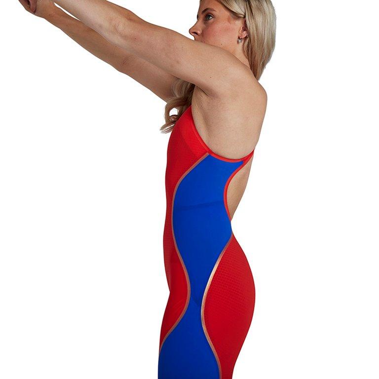 Combinaison de natation dos ouvert SPEEDO FASTSKIN LZR PURE INTENT